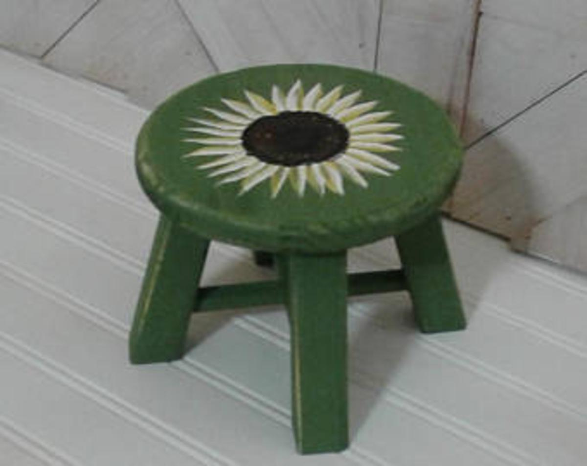 The Green Stool