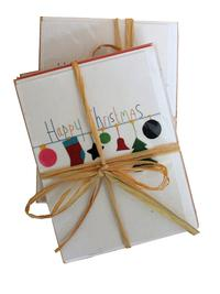 Christmas Cards Handmade and Fairtrade