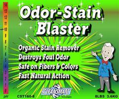 Odor-Stain Blaster