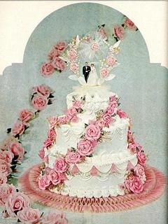 1964 Wilton Cake And Food Decorating Ideas Birthday Cakes Wedding Anniversary Holiday Flowers Supplies