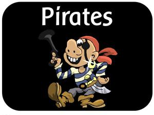 KS1 Pirates teaching resources for IWB