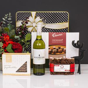 Christmas Chocolate Enjoyment Gift Hamper