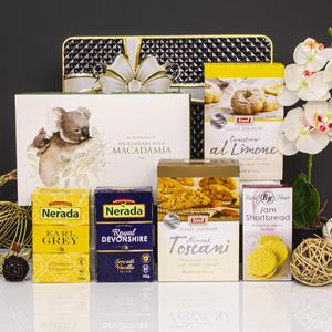 Afternoon Tea Pleasures Gift Hamper