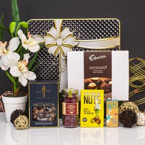 Nuts about Sweets Gift Hamper