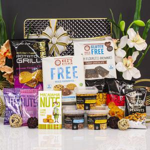 Gluten Free Pleasures Gift Hamper