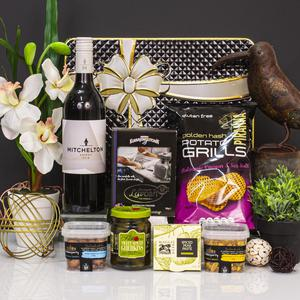Gourmet Creations with Shiraz Gift Hamper