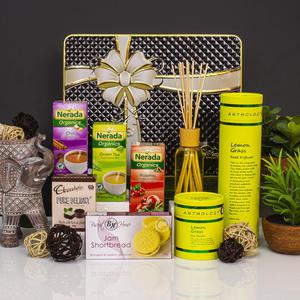 Lemongrass Relaxation Gift Hamper