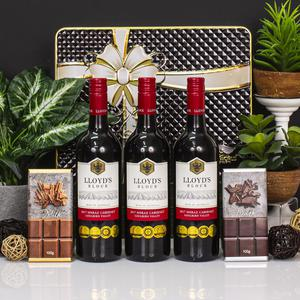 Lloyds Triple Block Gift Hamper
