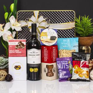 Celebrate with Merlot Gift Hamper