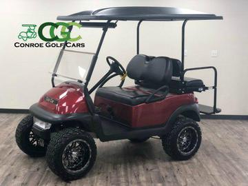 Conroe Golf Cars - Inventory