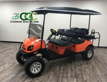Conroe Golf Cars - New Golf Carts for Sale