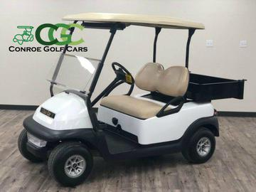 Precedent Golf Cart, Utility Cart, Pick Up Bed Golf Cart