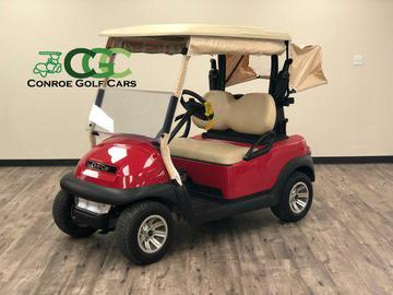 used champion golf cart
