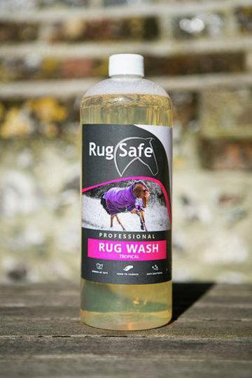Cotton Fresh wash RugSafe UK Horse Rug Wash 5ltrs