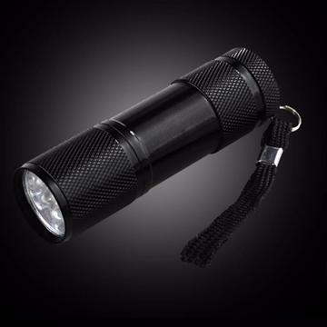 A14 Ultra Violet 14 LED Blacklight Flashlight