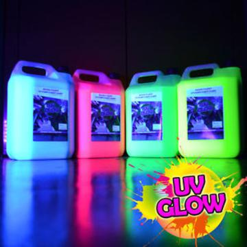 Neon UV splash Paint