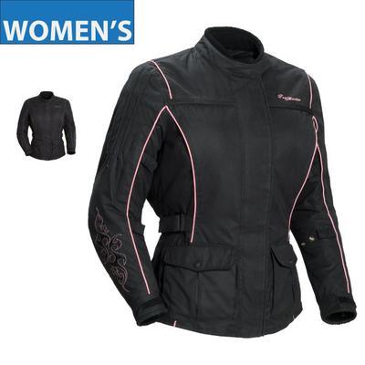 Tourmaster Motorcycle Apparel Gear Women S Motive Jacket