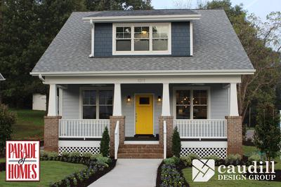 This Home, Showcased In The 2014 Wake County Parade Of Homes, Is A 4  Bedroom / 3 Bath, 2,215 Sq. Foot Craftsman Style Bungalow Inside The  Beltline.