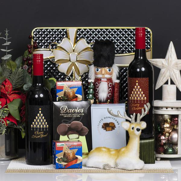 The Merry Christmas and Happy New Year Gift Hamper
