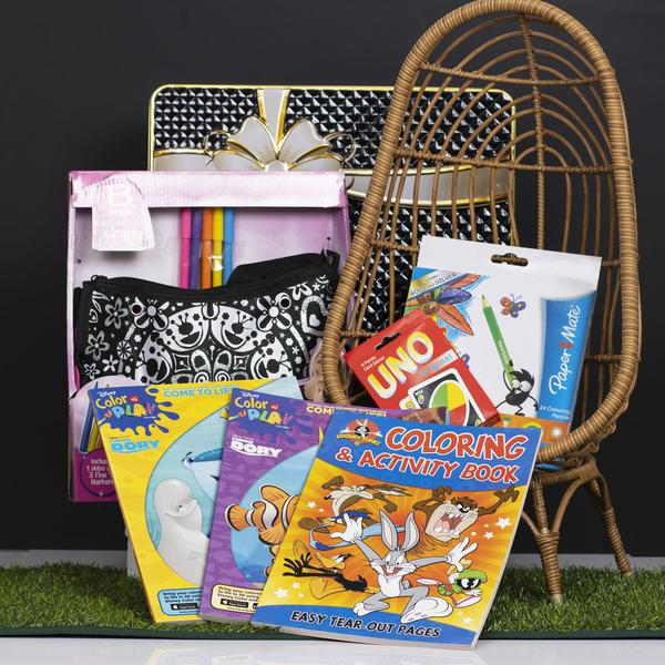 Young Girls Activity Pack Gift Hamper