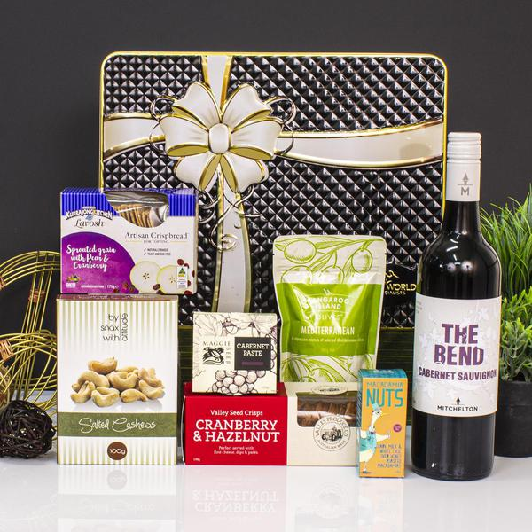 Gourmet Pleasures Gift Hamper