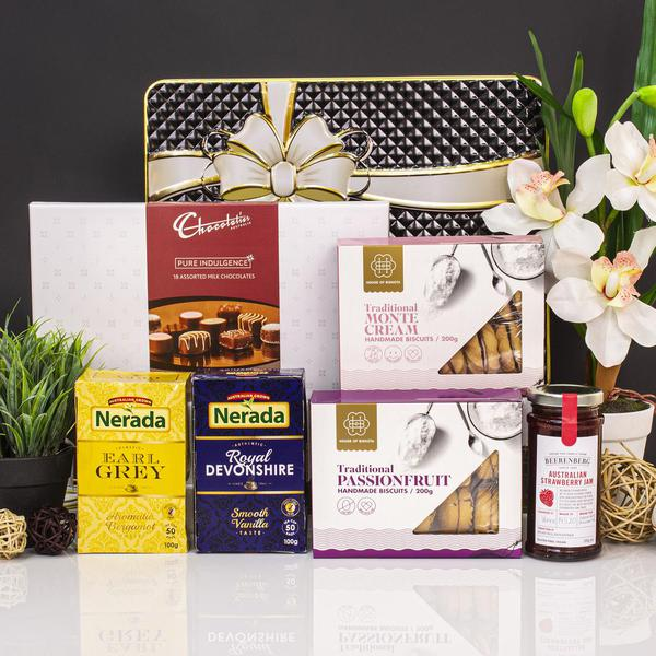 High Tea Extravagance Gift Hamper