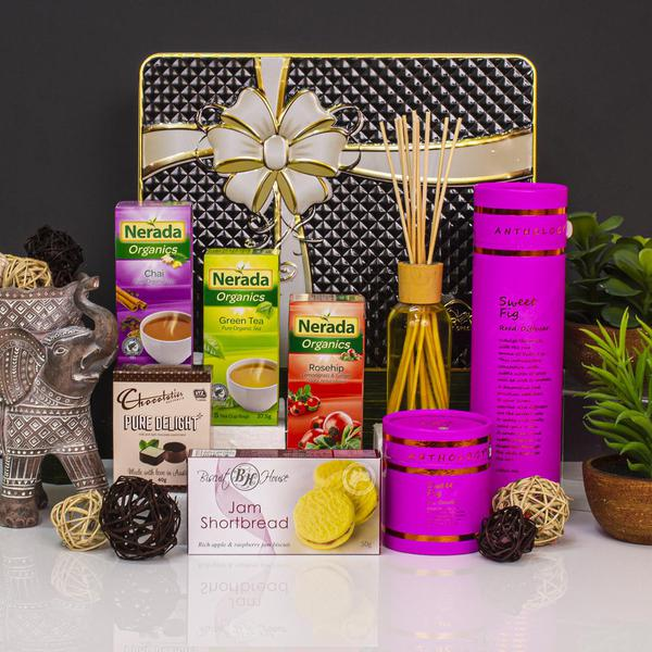Sweet Fig Relaxation Gift Hamper