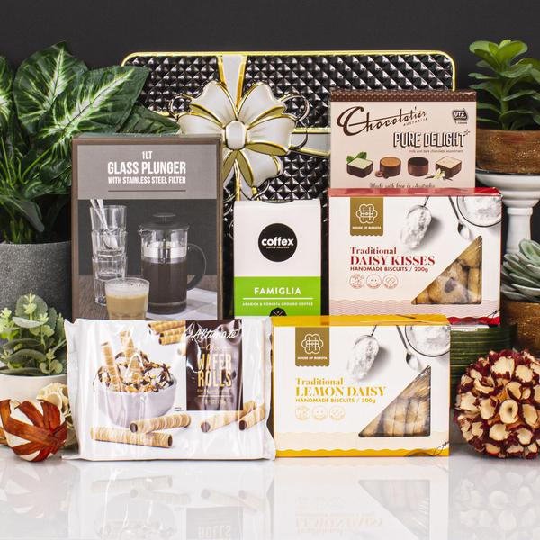 Coffee and Friends Gift Hamper