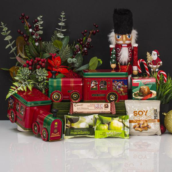 Santa Express Train Gift Hamper