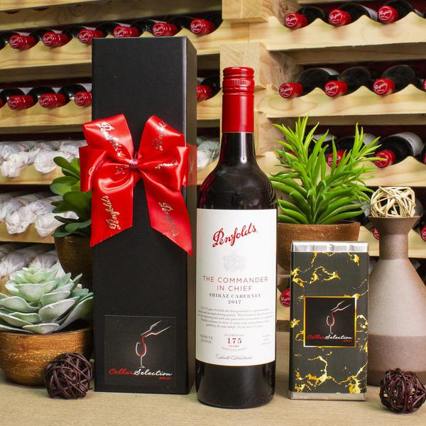 Penfolds The Commander in Chief Shiraz Cabernet 2017