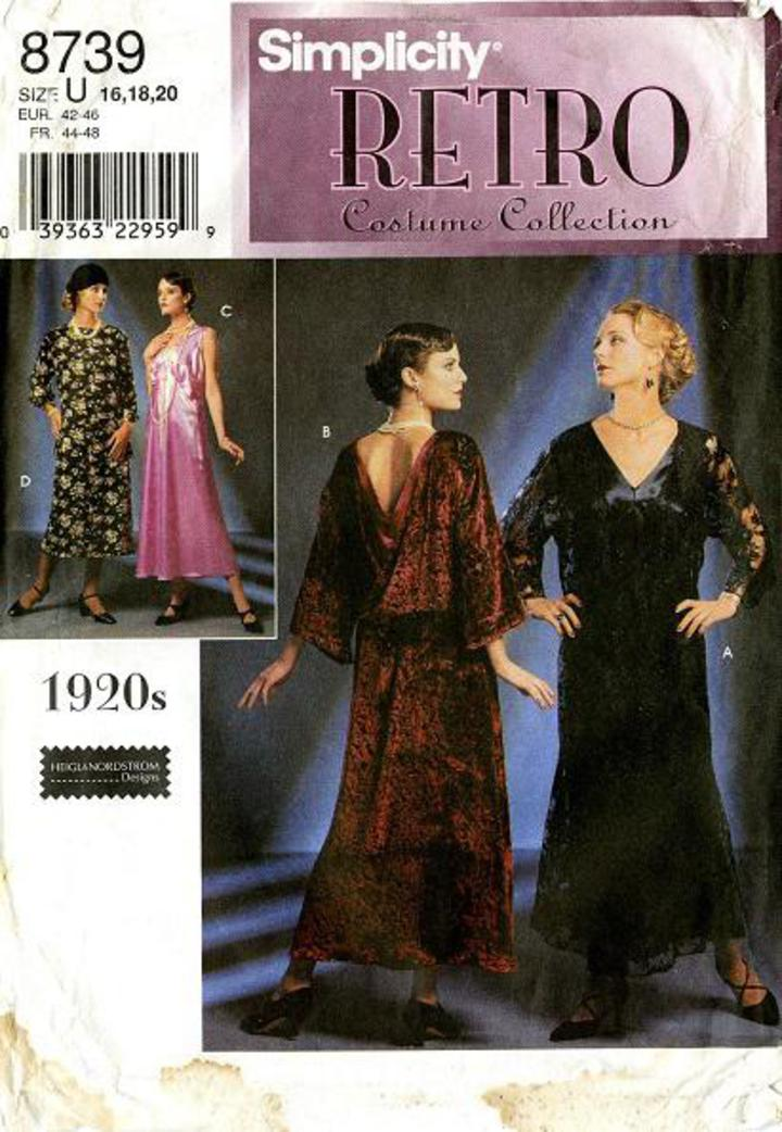 Vintage Pattern Warehouse, vintage sewing patterns, vintage ...