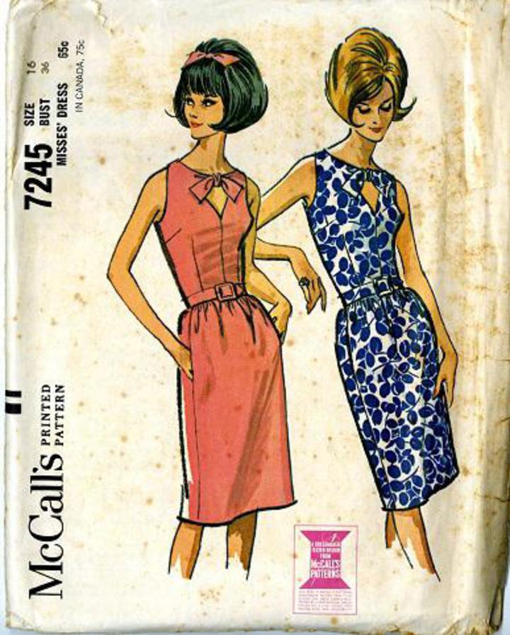 9d542254254 Vintage Pattern Warehouse