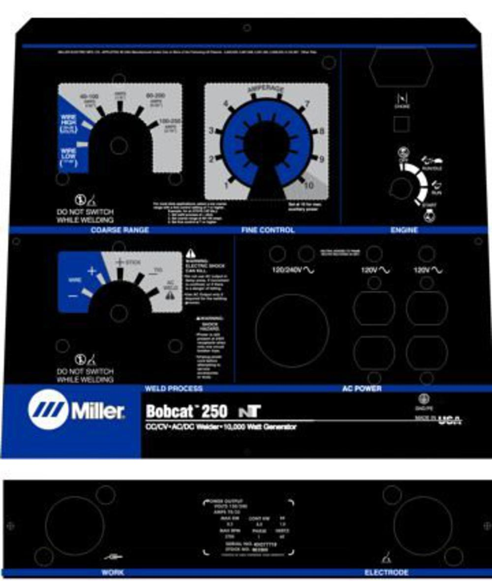 Miller welder serial number Lookup