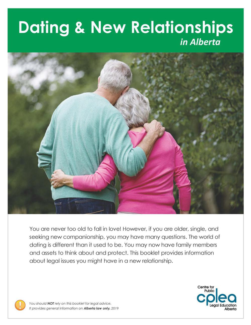 Alberta senior dating