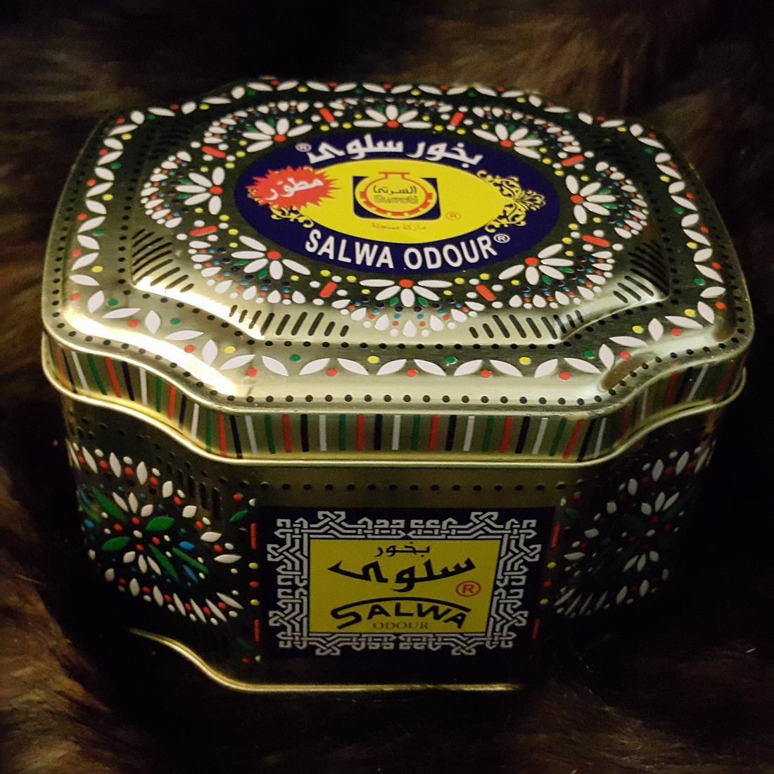 Maamool Selwa Bukhoor Traditional Islamic Arabian Incense