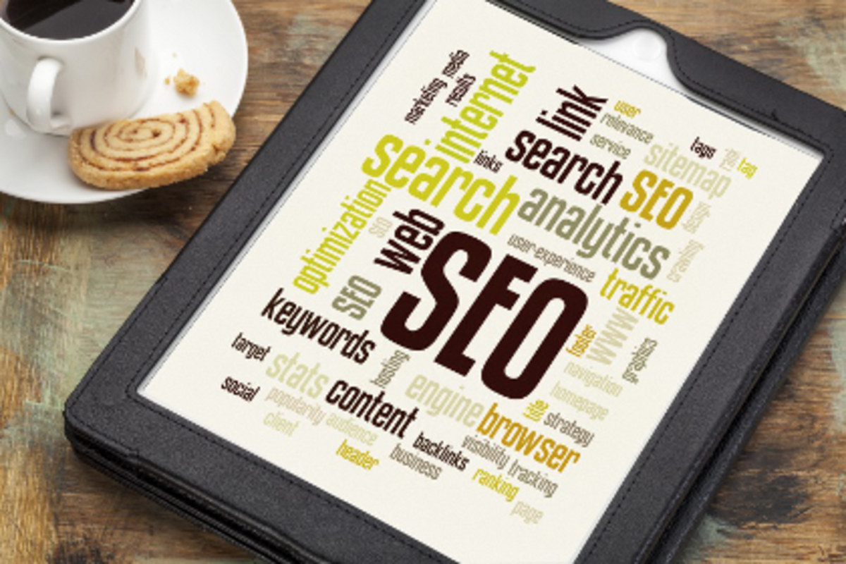 SEO Basics for Small Business Websites