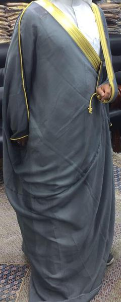 Amazing Quality Islamic Arabian Kuwaiti Mens Bisht Cloak
