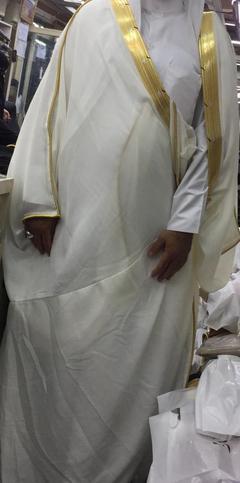 Amazing Quality Islamic Arabian Kuwaiti Mens Bisht Cloak