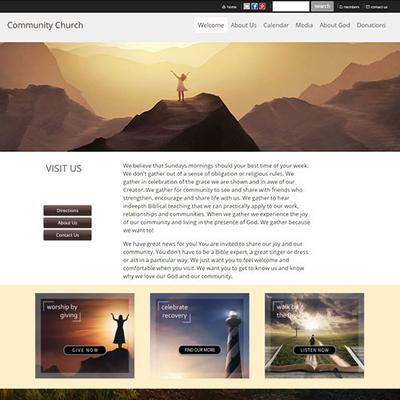 Churchsquare interactive websites templates for christian churches churchsquare interactive websites templates for christian churches and ministries free trial church website templates church web design church maxwellsz